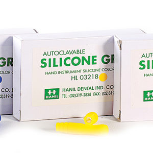 Silicone Instrument Grips (Yellow)