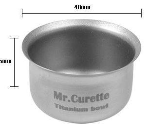 Titanium Bowl