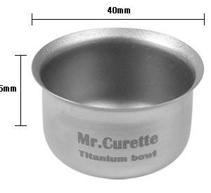 DG - Titanium Bowl