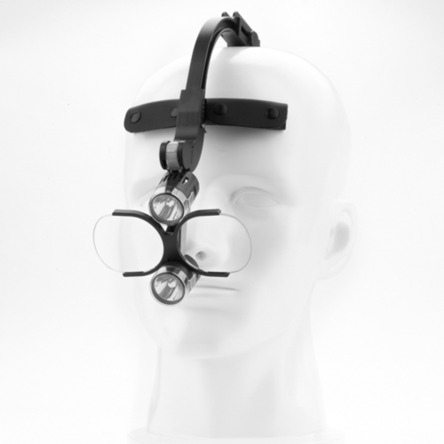 Dr. Kim Headlight - Worn 1